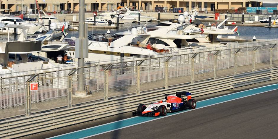 Un Emirati accusé d'un projet d'attentat contre le circuit F1 d'Abou Dhabi