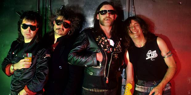 """Motörhead, c'est fini"" - La DH"