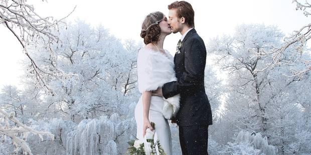 Plus de 50% des demandes de mariage ont lieu à Noël ou au nouvel an - La DH