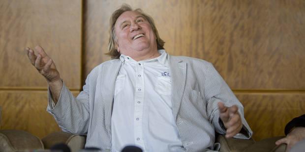 Gérard Depardieu dans le rôle de Staline au cinéma - La DH