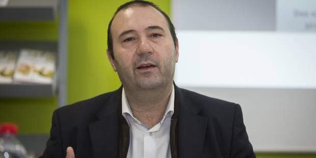 Christophe Collignon bientôt à la tête de Huy