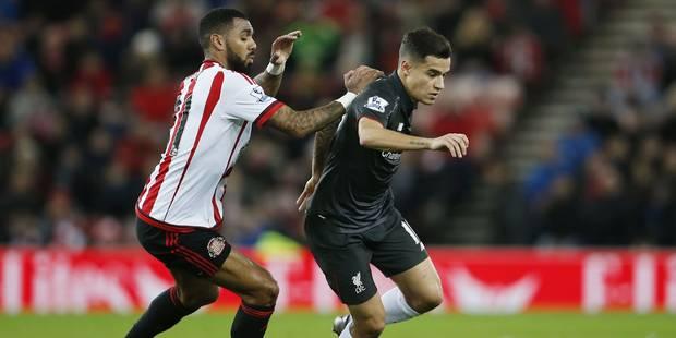 Premier League: Liverpool gagne à Sunderland et rejoint ManU - La DH