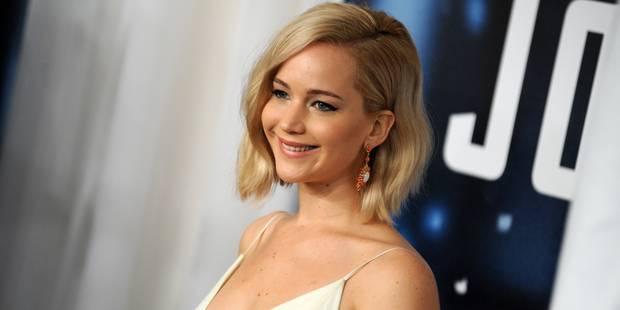 Jennifer Lawrence , faut pas l'inviter au réveillon... - La DH