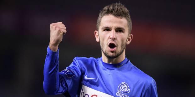 Le joueur de Genk Siebe Schrijvers prêté à Waasland-Beveren - La DH