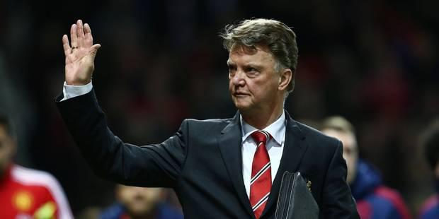 Manchester United: Van Gaal remercie les supporteurs pour leur soutien - La DH