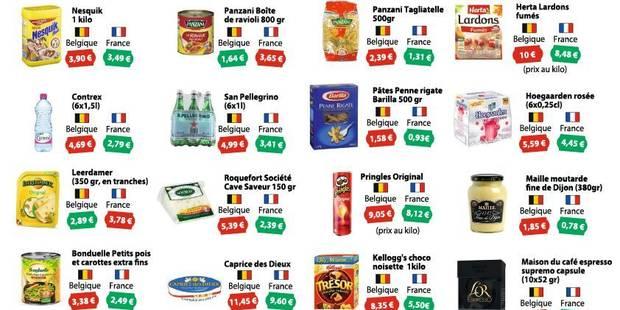 La France écrase les prix - La DH