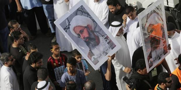 Exécution en Arabie: l'ambassade de l'Arabie saoudite attaquée à Téhéran, 40 manifestants arrêtés - La DH