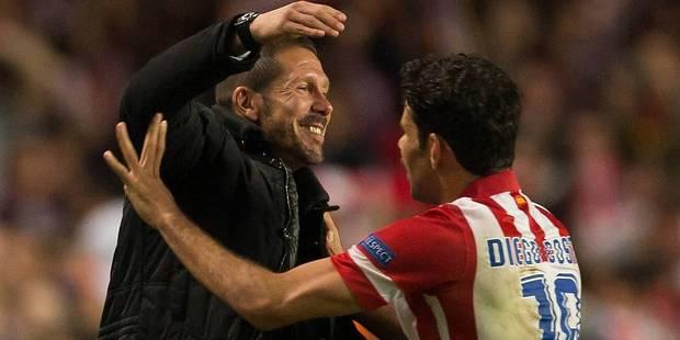 Journal du mercato 03/01: Diego Costa plaît toujours à Simeone - La DH