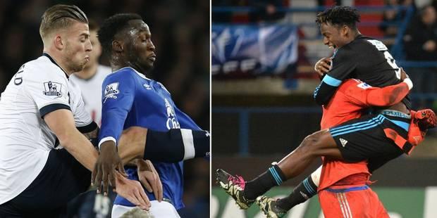 Belges à l'étranger: Lukaku et Alderweireld à l'assist, Batshuayi marque son péno en Coupe - La DH