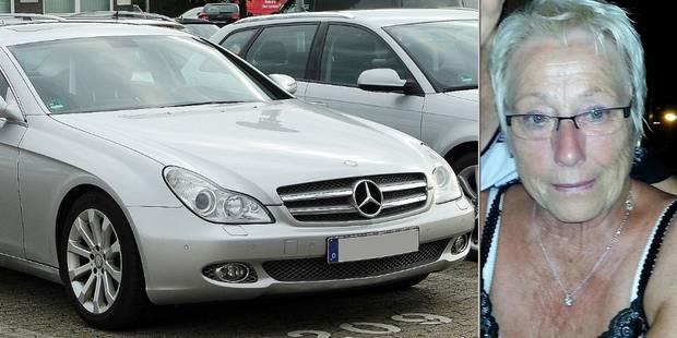 Délit de fuite à Anderlecht: solidarité pour retrouver le chauffard qui a fauché Jeannine (71 ans) - La DH