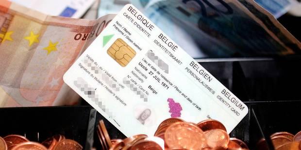 Taxes communales à Bruxelles: certains documents deviendront gratuits - La DH