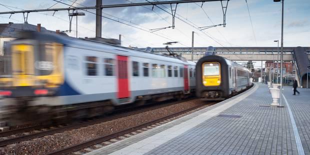 SNCB: les francophones partent seuls en grève - La DH
