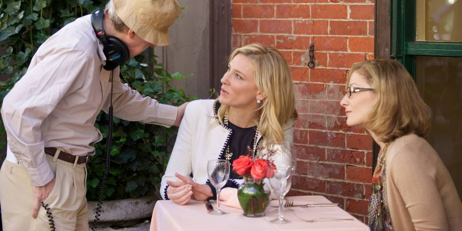 "Cate Blanchett : tourner avec Woody Allen, une expérience ""traumatisante"""