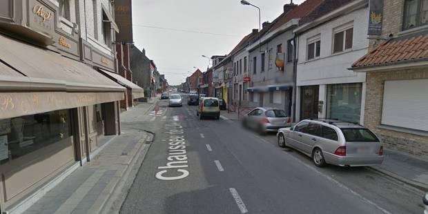 Attaque � main arm�e dans un restaurant � Mouscron: des clients ont re�u des coups
