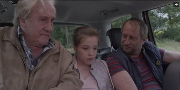 """Poelvoorde vs Depardieu: découvrez les images de """"Saint-Amour"""" (VIDEO) - La DH"""