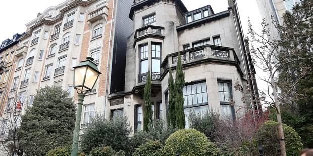 Un joyau architectural menacé de démolition à Etterbeek - La DH