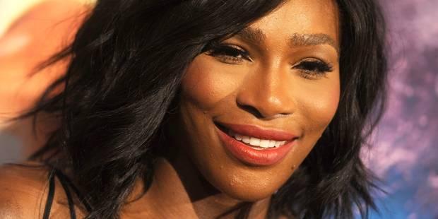 Serena Williams n'a pas toujours aimé ses formes, elle revient sur son combat - La DH