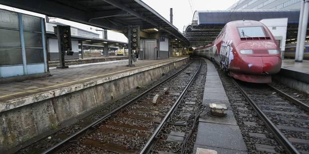 Grève du rail: La circulation des Thalys connaîtra encore d'importantes perturbations jeudi (PHOTOS + VIDEOS) - La DH