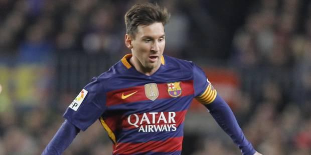Coupe du Roi: : Messi propulse le Barça vers les quarts - La DH
