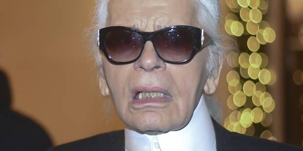 Karl Lagerfeld soupçonné d'évasion fiscale - La DH