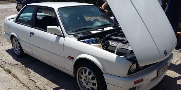 Binche: une récompense de 2.000 € pour retrouver sa BMW volée - La DH