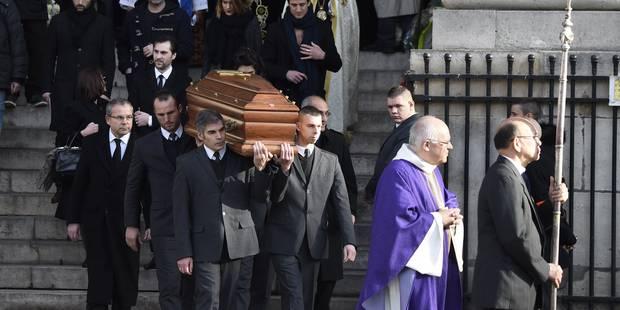 Personnalités et anonymes ont dit adieu à Michel Delpech - La DH
