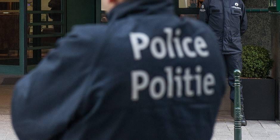 Un policier de Liège placé sous protection après avoir reçu des menaces djihadistes