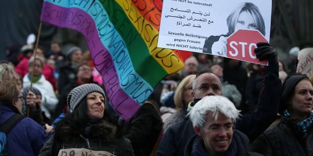 Allemagne: des centaines de femmes manifestent contre les violences à Cologne - La DH