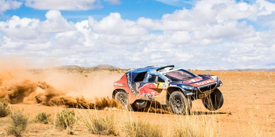 Dakar: victoire de Sainz, Loeb repasse en tête