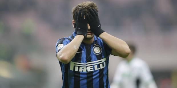 Serie A: Naples champion d'hiver, l'Inter chute