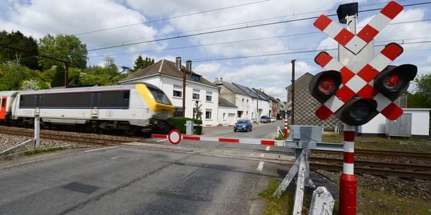 Piéton fauché par un train à Flémalle: trafic perturbé - La DH