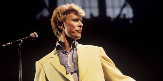 Les dix plus grands tubes de David Bowie - La DH