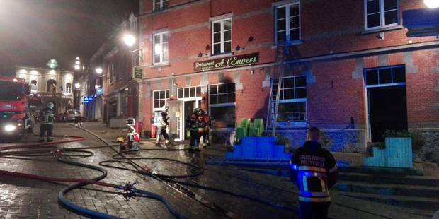 Walcourt: un restaurant incendié - La DH