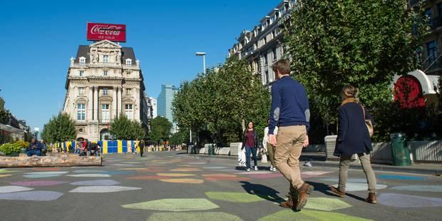 Bruxelles: les 5 changements majeurs autour du piétonnier (INFOGRAPHIE) - La DH