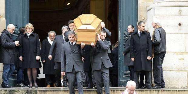 Un millier de personnes ont dit adieu à Michel Galabru (PHOTOS) - La DH
