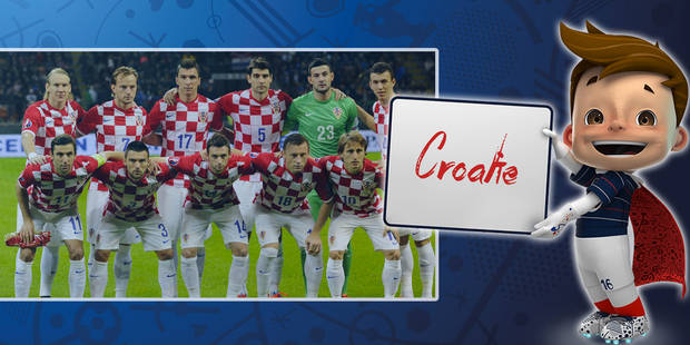 Euro 2016: La Croatie fera-t-elle échec et mat sur le damier français? - La DH
