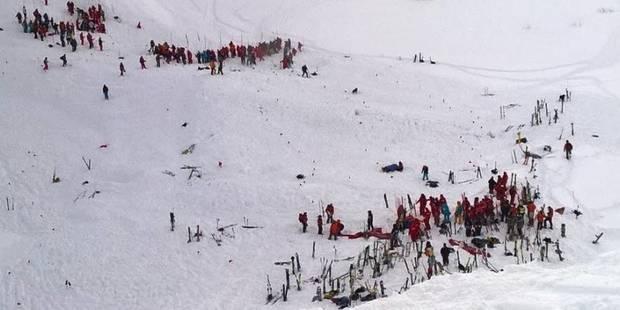Des ados emportés par une avalanche dans les Alpes: trois morts et un blessé grave - La DH