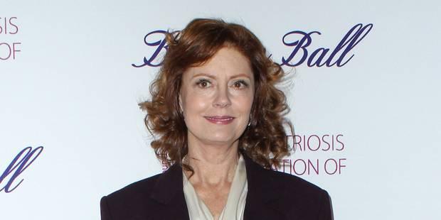 Susan Sarandon rejoint Noami Watts, Julianne Moore et Jane Fonda chez L'Oréal - La DH