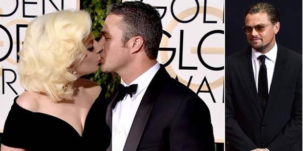 Le fiancé de Lady Gaga défend sa future femme contre Leonardo DiCaprio après sa grimace (VIDEO) - La DH