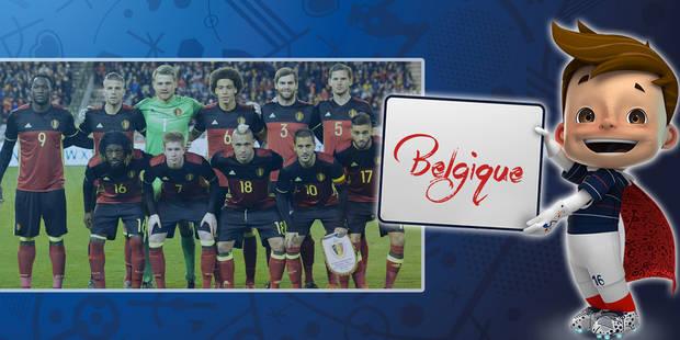 Euro 2016: Comment Diable soulever ce trophée ? - La DH