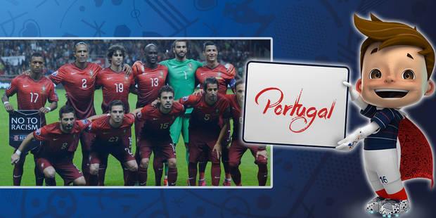 Euro 2016: le Portugal, ibère ou il gagne? - La DH