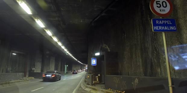 Bruxelles: faut-il fermer définitivement le tunnel Léopold II? - La DH