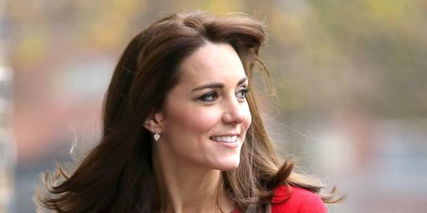 Kate Middleton devient rédac' chef d'un jour - La DH