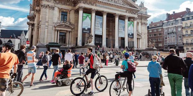 Piétonnier: la Ville de Bruxelles accepte enfin l'aide d'Atrium - La DH