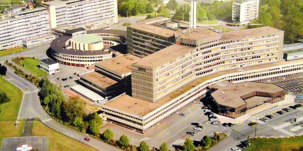 L'hôpital Vésale fait peau neuve - La DH