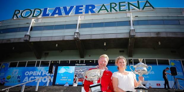 """Clijsters: """"Radwanska, Kerber et Azarenka me voulaient comme coach"""" - La DH"""