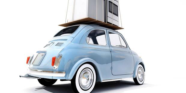 Moins d'un ménage belge sur 5 n'a pas de voiture - La DH