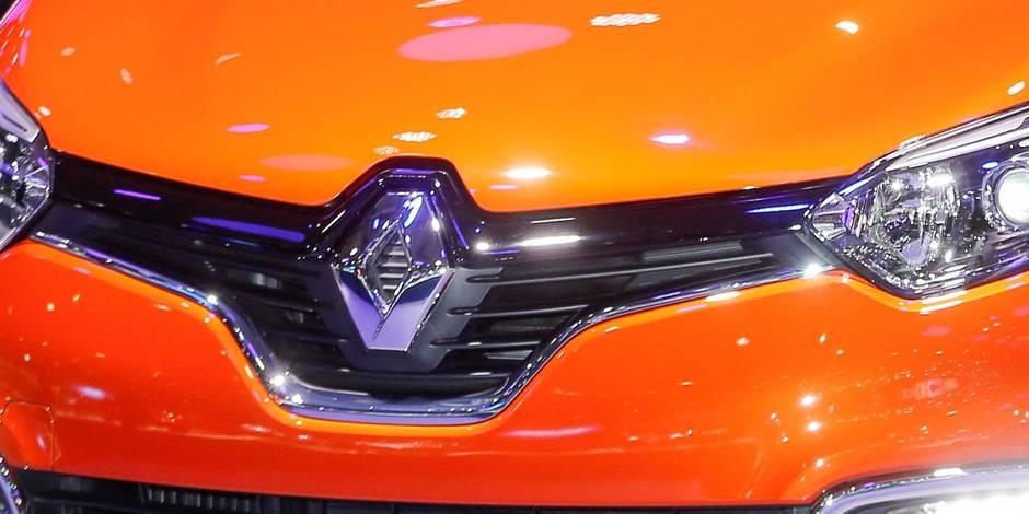 Renault rappelle 383 véhicules en Belgique - La DH