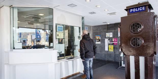 Liège: accueil plus confidentiel à l'hôtel de police - La DH