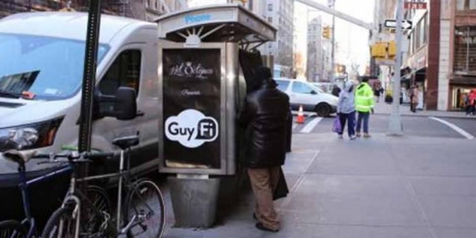 À New-York, il est désormais possible de se masturber en pleine rue